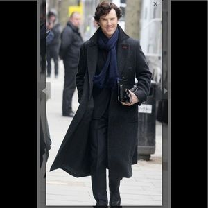 👻 Fanjackets Sherlock Holmes coat new L